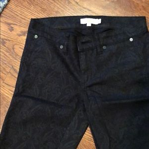 Tory Burch jeans, size 24